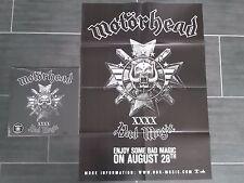 MOTORHEAD: Bad Magic WHITE Vinyl LP LTD 2000 Bonus-CD NEW & SEALED Motörhead