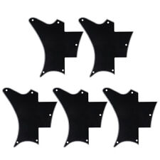 5 Guitar Pickguard for PRS Paul Reed Smith Se Custom Semi-Hollow Part 3Ply Black