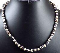 Vintage Fashion & Costume Boho Hippie Ethnic Jewelry Beads Necklace N-312