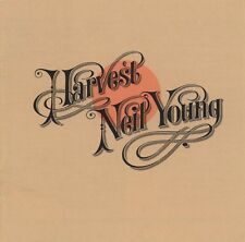 NEIL YOUNG HARVEST LP VINYL 33RPM NEW