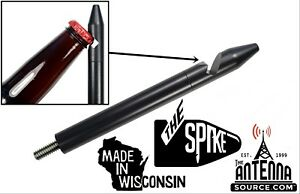 """""""THE SPIKE"""" Black Ammo Antenna - FITS: 1980-1996 Ford Bronco"""