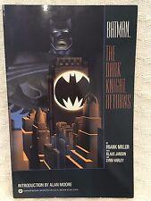 Batman The Dark Knight Returns TPB (1986 Warner Edition) #1-1ST VG