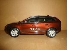 1:18 Volvo XC60 Brown color die cast model + gift