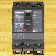Square D HDM36080 Circuit Breakers, 80 Amp, NEW!
