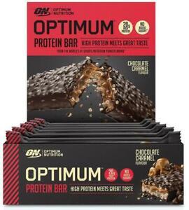 Nano Supps High Protein Bar Training Supplement Nutrition - 10 x 60