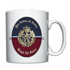 Royal Air Force Cap / Beret Badge  -  RAF  -  Personalised Mug