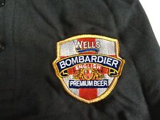 Bombardier T/Shirt Black Size L New in Bag St. George's Day