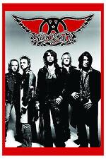 Heavy Metal: Aerosmith Group Photo Promotional Poster  12x18