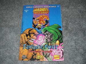TSR: SAGA: Marvel Super Heroes: Fantastic Four: Fantastic Voyages