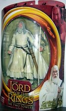 Lord of the Rings Two Towers Gandalf the White Figure ToyBiz
