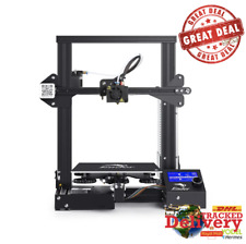 DIY 3D Printer Kit With Power Resume Function/V-Slot with POM Wheel 0.4mm Nozzle