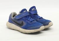 Nike Boys UK Size 10 Blue Infant Trainers