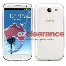 DEAD Samsung Galaxy S3 SIII i9300 16GB | Cracked Screen | White | Device Only