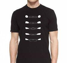 WRX STI Headlights Shirt Bug Hawk Blob Evo Eagle Eye T- Shirt T-shirt Subaru