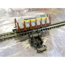** Minitrix 2002  Nurnberg 2002 Toy Fair  Feuer und Wasser  Wagon 1:160 N Scale