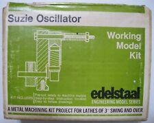 Suzie Oscillator Working Model Steam Engine Kit by Edelstaal
