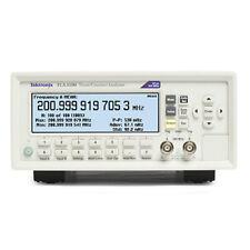 Tektronix Fca3100 300 Mhz 2 Ch Frequency Counteranalyzer