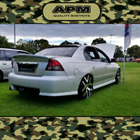 PLASTIC REAR ROOF SPOILER WING FOR VT/VX/VY/VZ COMMODORE/S/SS/SV8/V8/VISOR 836