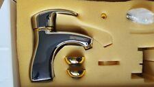 Miscelatore rubinetto LAVABO CROMO ORO FANTINI serie MISTER