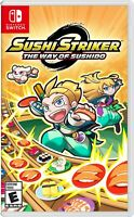 Sushi Striker: The Way of Sushido (Nintendo Switch, 2018)
