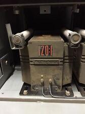 Westinghouse Type PTM 15KV Potential Transformer