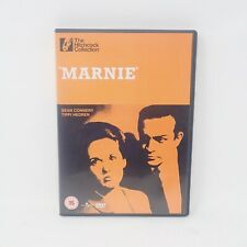 Marnie DVD (2003) Sean Connery, Hitchcock (DIR) cert 15 Region 2 UK PAL