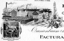 E.O. Urban Tabak u. Cigarren Fabrik Oranienbaum Anhalt Zigarren Kyffhäuser Skat