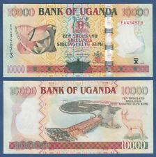 UGANDA  10000 Shillings 2005  UNC  P. 45 a