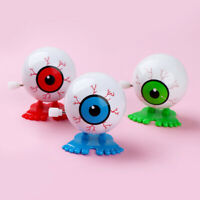 Cute Plastic Jumping Eyeball Clockwork Wind Up Toy Kids Educational Toys Gifts