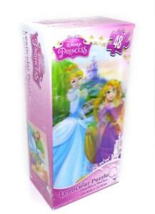 Disney Princess Lenticular Puzzle 48 Pcs