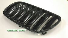 CARBON LOOK FRONT KIDNEY GRILLE BMW X SERIES X3/E83 2007-2009