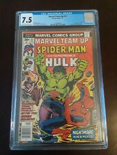 Marvel Team-Up #53 CGC 7.5 1977 Spider-Man! Hulk! Avengers! X-Men