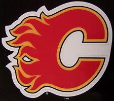 Window Bumper Sticker NHL Hockey Calgary Flames NEW