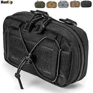 Tactical Military Molle Pouch Outdoor EDC Utility Mens Waist Shoulder Chest Bag