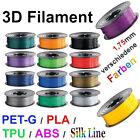 3D Drucker Filament 1kg Rolle PLA TPU ABS PETG PLA+ 1,75mm Printer Spule ⚫️🔴🟠 <br/> ⭐⭐⭐⭐⭐4 KAUFEN 1 GRATIS DAZU(5 Bestellen)Made in Germany