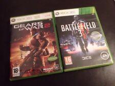 jeu XBOX 360 - LOT GEARS OF WARS 2 BATTLEFIELD 3  VERSION FRANÇAISE ENVOI RAPIDE