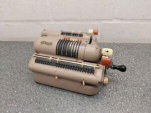 WALTHER WSR 160 mechanische Rechenmaschine