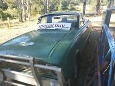 Ford ute xl 1961 / 1962 ?