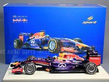 Spark 18S135 2014 Sebastian Vettel #1 Infiniti Red Bull Racing F1 RB10 1:18
