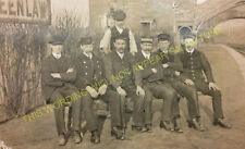 Greenlaw Railway Station Photo. Gordon - Marchmont. St. Boswells to Reston. (2)