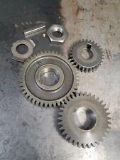 Yamaha Raptor 700 Engine crankshaft gears