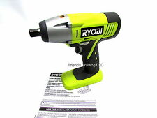 "Ryobi 18 Volt 18V Cordless Lithium Ion or NiCd Impact Driver 1/2"" Wrench P260"