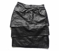 Leather 1980s Vintage Skirts for Women