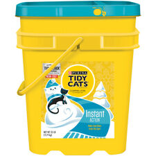 Purina Tidy Cats Clumping Instant Action Cat Litter - 35 lbs Pail