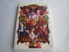 L'arc en ciel - Tour 2007 - 08 Theater of Kiss - Japan Visual Kei DVD Vamps Hyde