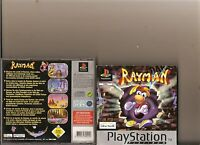 RAYMAN PLAYSTATION 1 PS1 PS 2