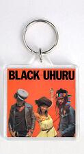 BLACK UHURU RED 1981 LP COVER KEYRING LLAVERO