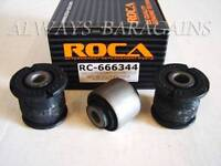 ROCAR Rear Trailing Arm Bushing Kit Fits Honda Accord 90-97 DS PS RC-666348