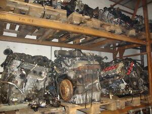 Rumpfmotor  von BMW  M 3  -  E 46   3.2 L   252 KW  -  343  PS
