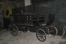 carrozza funebre da museo